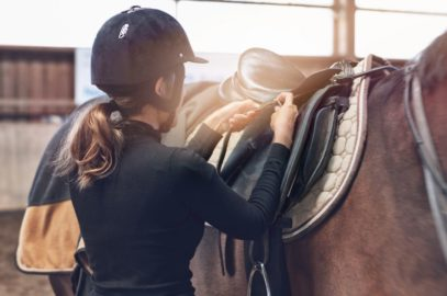 Back in the Saddle: Spring Exercises For Equestrians